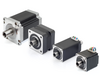 Hollow-shaft motors