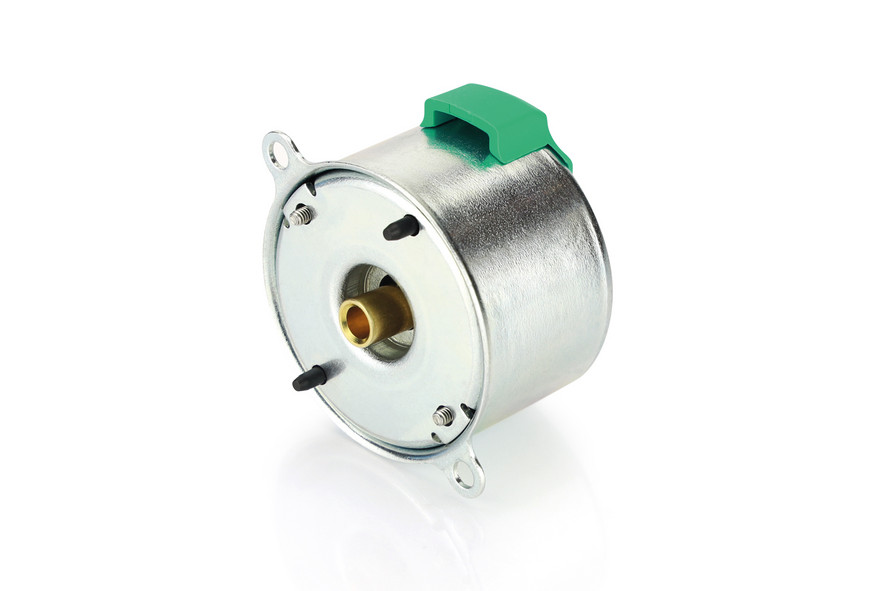 multi-turn encoder with Wiegand energy harvesting system