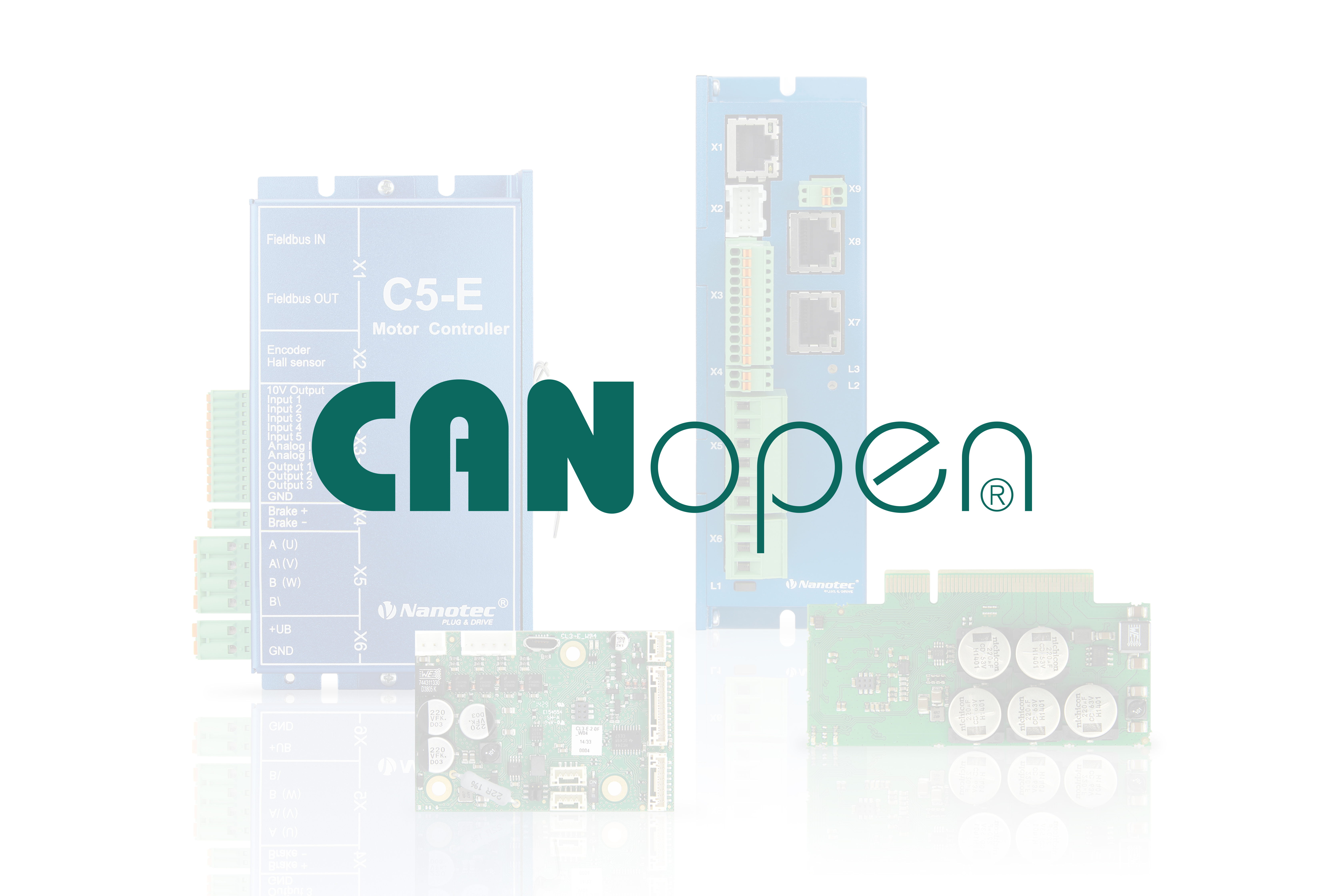 controller with canopen