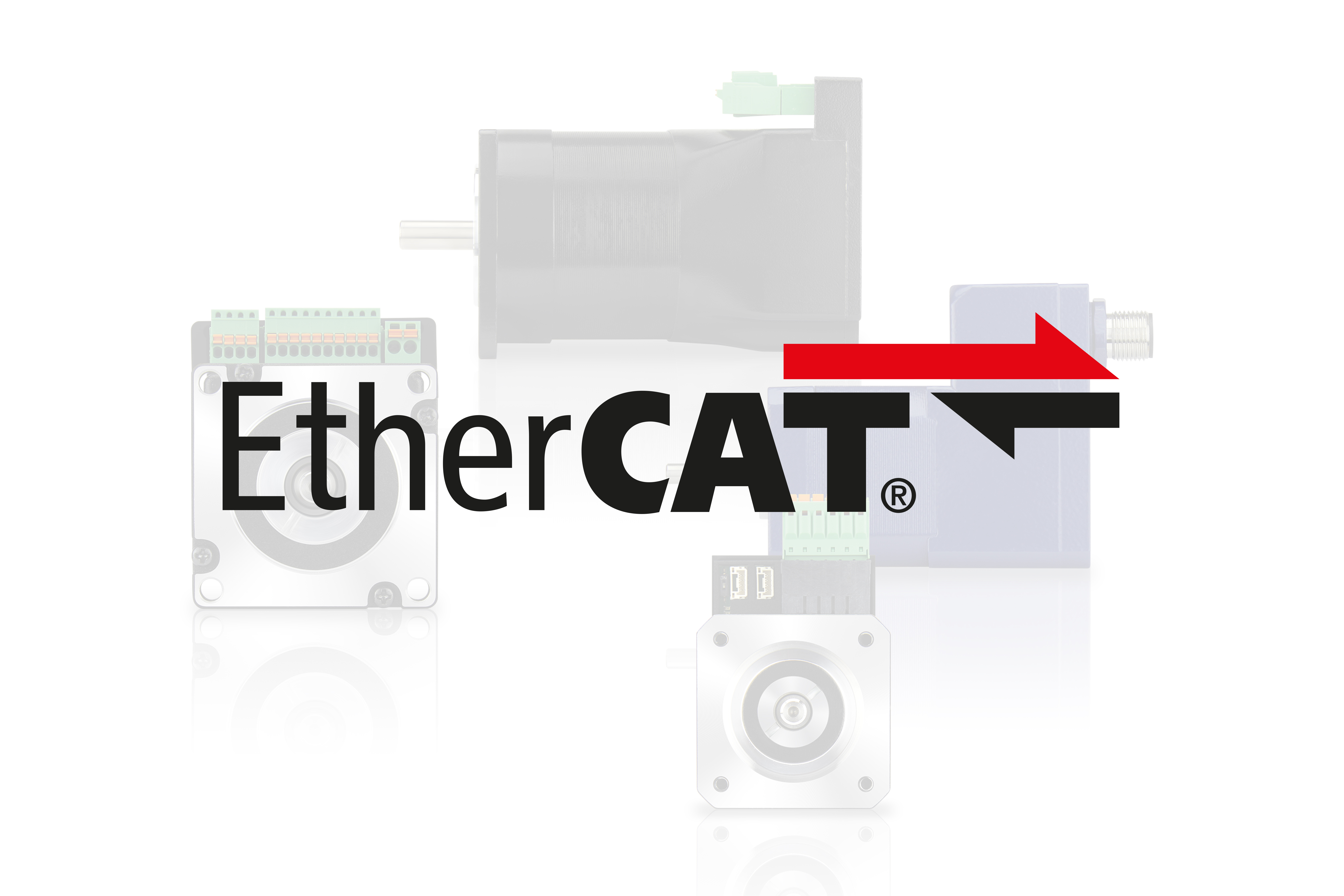 ethercat motor - brushless dc motor and stepper motor